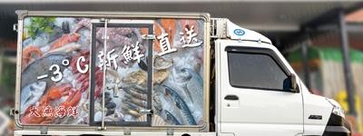 1.75噸小型貨車兩側車廂廂體貼圖